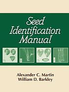 Seed identification manual