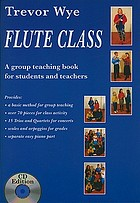 Flute class : a group teaching book for students and teachers