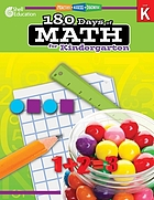 180 days of math for kindergarten : practice, assess, diagnose