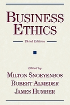 Business ethics : corporate values and society
