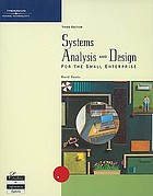 Systems analysis and design for the small enterprise
