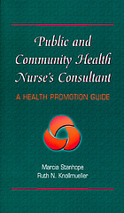 Public and community health nurse's consultant : a health promotion guide