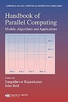Handbook of parallel computing : models, algorithms and applications