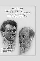Letters of Gerald Finzi and Howard Ferguson