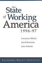 The state of working America, 1996-97