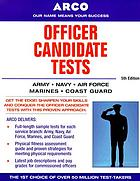 Everything you need to score high on officer candidate tests