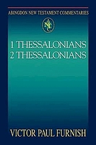 Abingdon new testament commentaries : 1 & 2 thessalonians