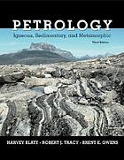 Petrology : igneous, sedimentary, and metamorphic. 3rd ed (9780716737438)