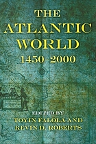The Atlantic world, 1450-2000
