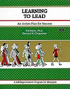 Learning to lead : an action plan for success