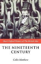 The nineteenth century : the British Isles, 1815-1901