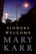 Sinners welcome : poems