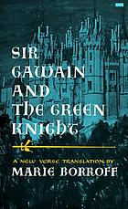 Sir Gawain and the Green Knight. A new verse translation
