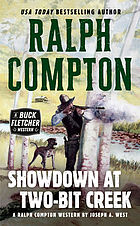 Showdown at Two-Bit Creek : a Ralph Compton novel