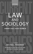 Law and sociology