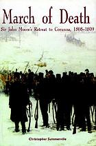 March of death : Sir John Moore's retreat to Corunna, 1808-1809