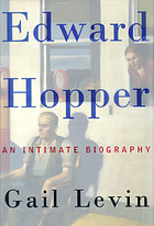 Edward Hopper : an intimate biography