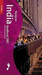 Footprint India handbook : the travel guide