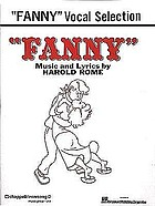 Fanny. : Musical play