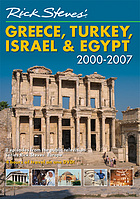 Rick Steves' Europe. Greece, Turkey, Israel & Egypt