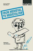 From medieval to medievalism