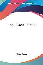 The Russian theatre