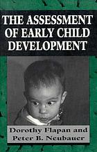The assessment of early child development