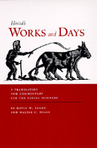 Hesiod's Works and days Works & days