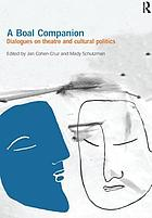 A Boal companion : dialogues on theatre and cultural politics