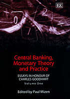 Central banking, monetary theory and practice