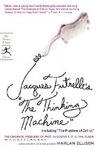 "Jacque Futrelle's ""The thinking machine"" : the enigmatic problems of Prof. Augustus S.F.X. Van Dusen, Ph. D., LL. D., F.R.S., M.D., M.D.S."