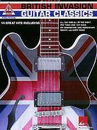 British invasion : guitar classics