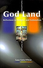 God land : reflections on religion and nationalism