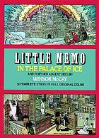 Little Nemo in the palace of ice, and further adventures