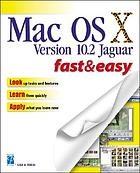Mac OS X version 10.2 Jaguar