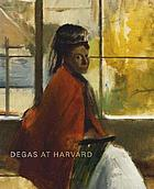 Degas at Harvard