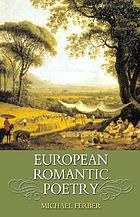 European romantic poetry