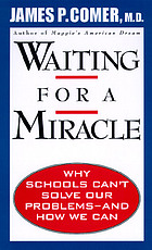 Waiting for a miracle : why schools can't solve our problems--and how we can