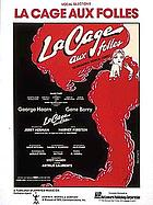 La cage aux folles : the Broadway musical comedy