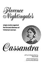 Cassandra : an essay