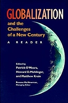 Globalization and the challenges of a new century : a reader