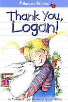 Thank you, Logan!