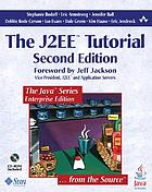 The J2EE tutorial enterprise edition