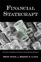 Financial statecraft : the role of financial markets in American foreign policy