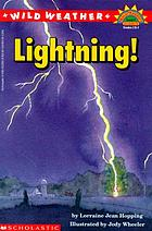 Wild weather : lightning!