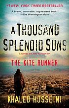 Reader's Voice Book Club kit for A thousand splendid suns by Khaled Hosseini