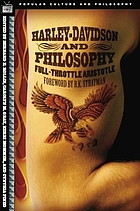 Harley-Davidson and philosophy full-throttle Aristotle