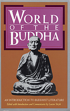 World of the Buddha : an introduction to Buddhist literature