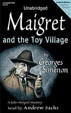 Maigret and the toy village