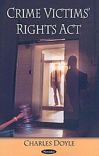 Crime Victims' Rights Act